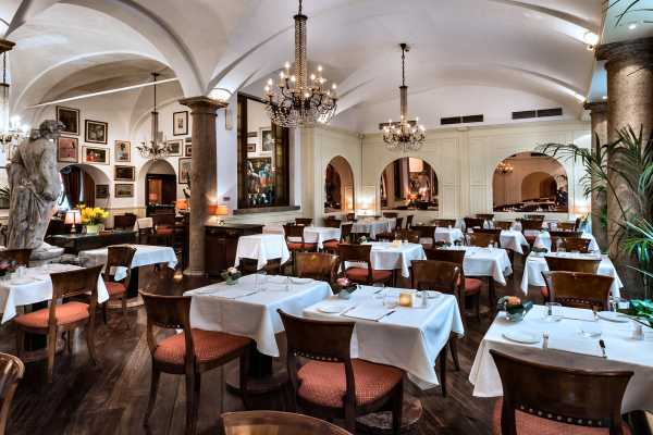 Bistrot restaurant boeucc milan