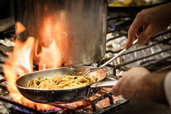 Cucina ristorante restaurant boeucc milan