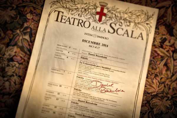 Dopo Scala Milano - Boeucc