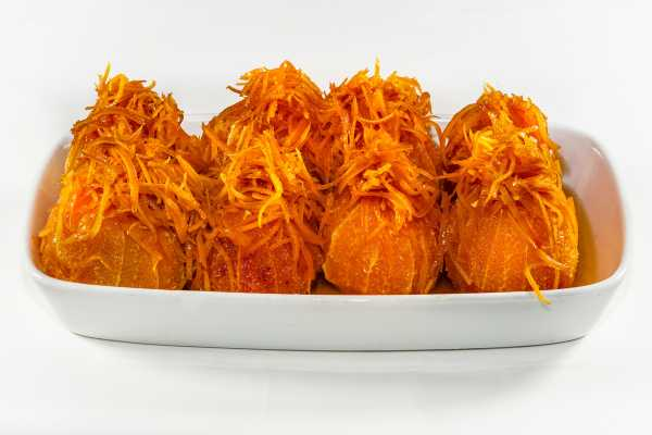 Arance frutta ristorante restaurant boeucc milan