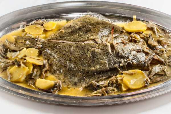 Rombo e patate ristorante restaurant boeucc milan