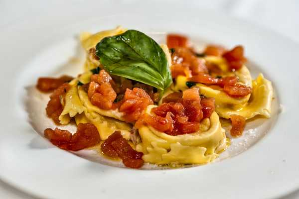 Pasta fresca Bistrot ristorante restaurant boeucc milan