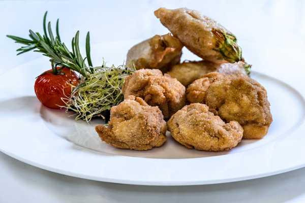 Calf Cervella restaurant boeucc milan