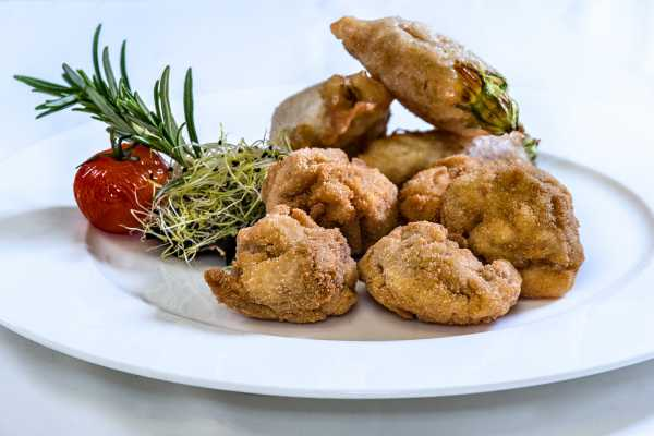 Cervella fritte ristorante restaurant boeucc milan