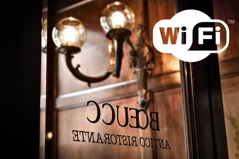 Free Wi-Fi Boeucc Milan