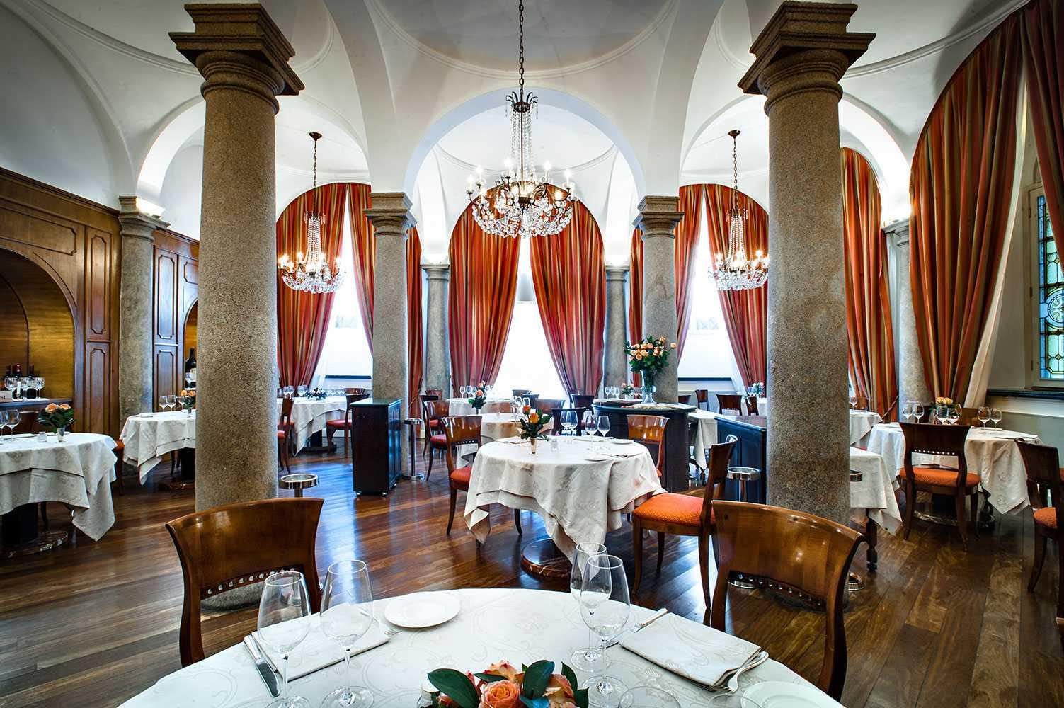 Luxury Restaurants Milan Boeucc